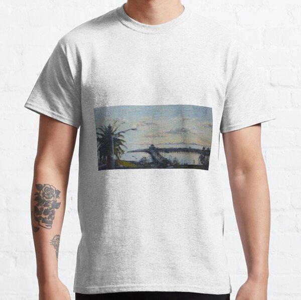 St Kilda Pier, Melbourne Australia Classic T-Shirt