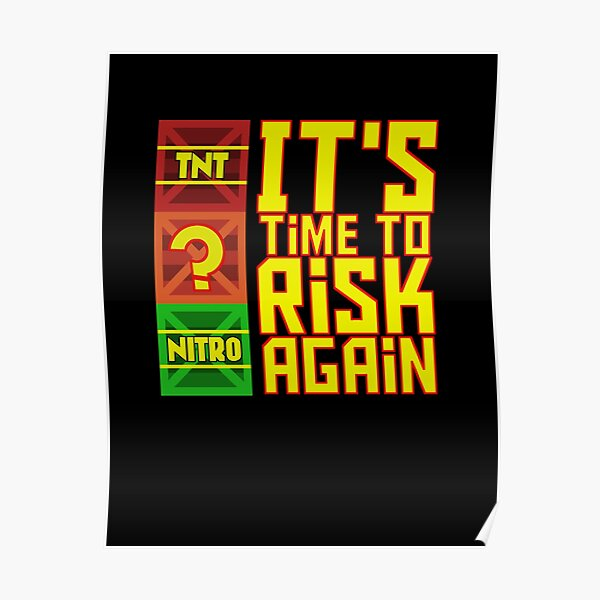 It's Time to Risk Again Poster