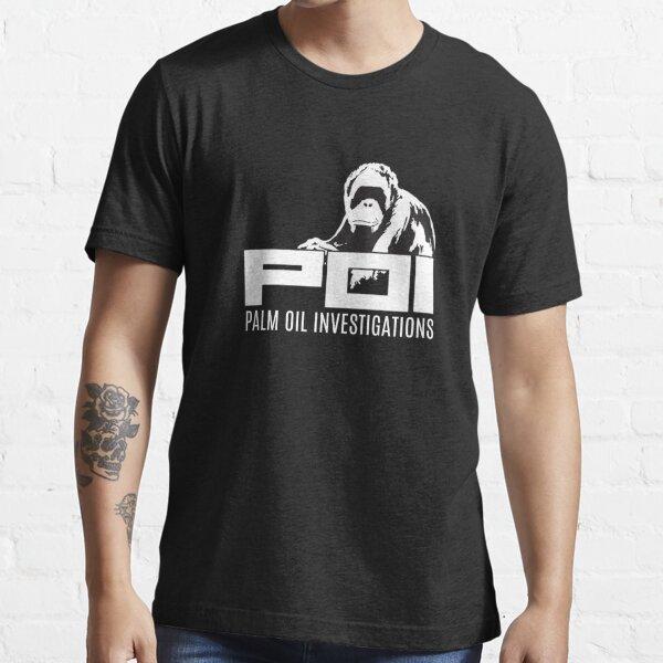 POI - Palm oil investigations logo white Essential T-Shirt