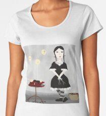 Introduction to Curses Women's Premium T-Shirt