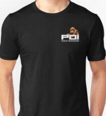POI - Palm Oil Investigations small logo orange Unisex T-Shirt