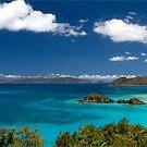 HawksNest Bay  by Jerry  Mumma
