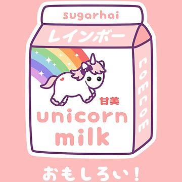 Magical Milk by sugarhai