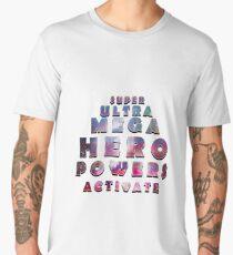 Hero Powers! Men's Premium T-Shirt