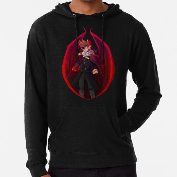 Demon leader ! Lightweight Hoodie
