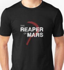 The Reaper of Mars Unisex T-Shirt