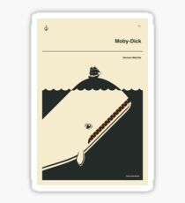 MOBY-DICK Sticker
