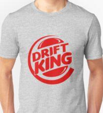 Drift King grey/red T-Shirt