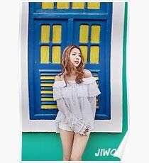 KARD Hola Hola - Jiwoo Poster