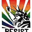 RESIST — Gay Pride Edition by theartivists
