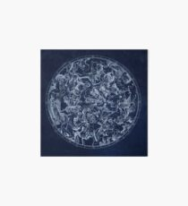 Vintage Constellations & Astrological Signs | White Art Board