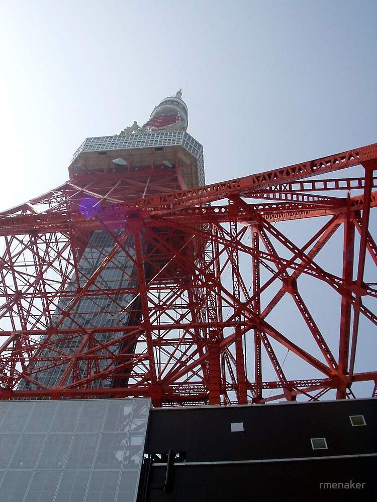 TokyoTower by rmenaker