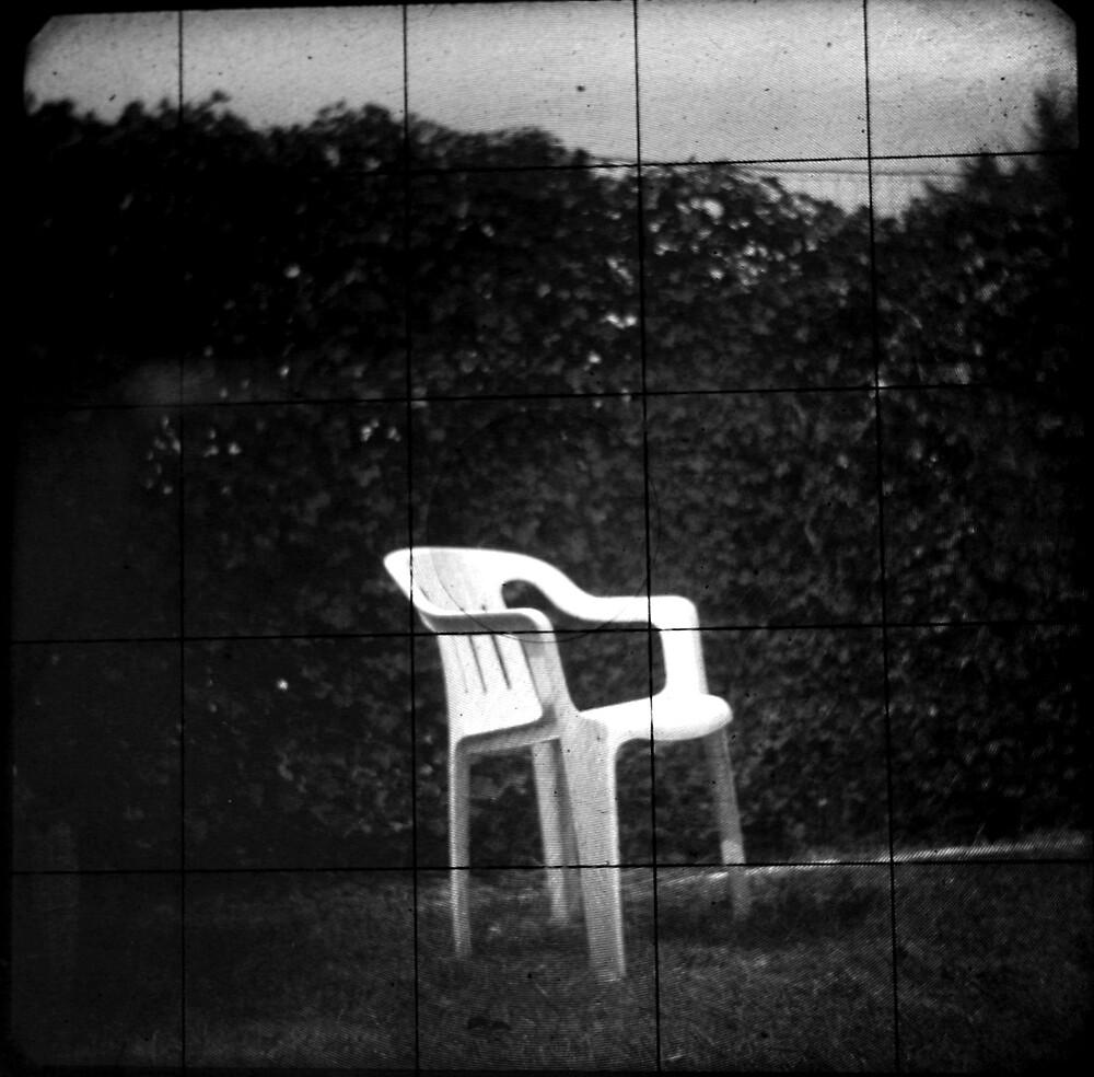 Rolleiflex Viewfinder 2 by Emily Denise