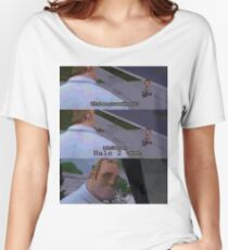 Halo 2, I guess.. Women's Relaxed Fit T-Shirt
