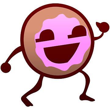 Delightful Donut by kitrodri