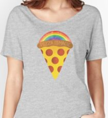 pizza is magic Women's Relaxed Fit T-Shirt