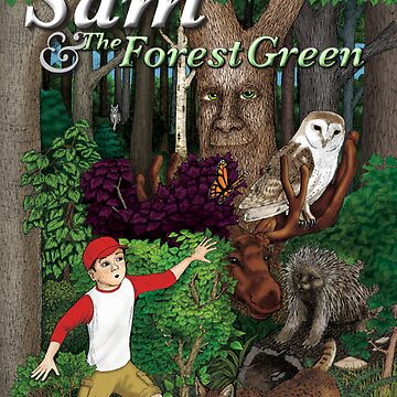 Sam & The Forest Green by abarsoski