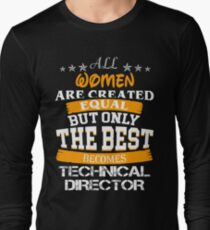 TECHNICAL DIRECTOR BEST COLLECTION 2017 Long Sleeve T-Shirt