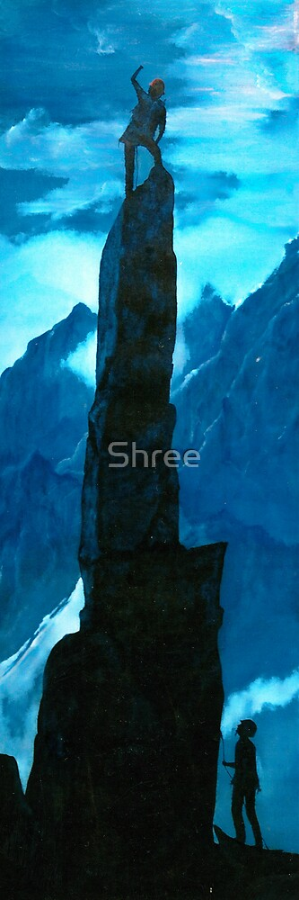 !The Blue Moment! by Shree