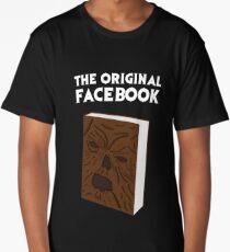 The Original Facebook Long T-Shirt