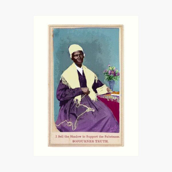 Sojourner Truth - 111916 Art Print