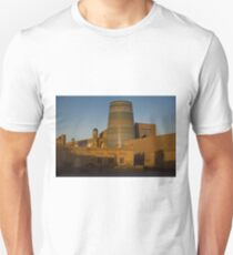 Khiva walls at dawn T-Shirt