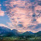 Sunrise at Cabezon del Oro by Ralph Goldsmith