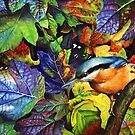 Autumn Blues 2 by Peter Williams