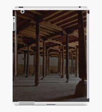 Jameh Mosque Khiva iPad Case/Skin