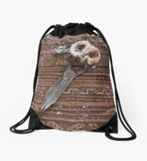 Carpet Making tool Drawstring Bag