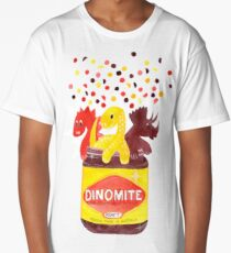 Dino-Mite - By Merrin Dorothy Long T-Shirt