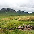 Glencoe Highlands  by DebbyScott
