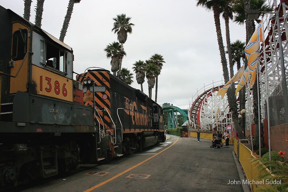 Roller Rails by John Michael Sudol