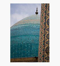 Blue Dome Photographic Print