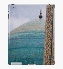 Blue Dome iPad Case/Skin