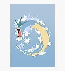 Gyarados Photographic Print