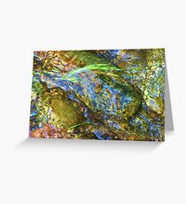 Water World Greeting Card