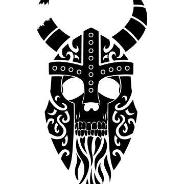 Old Bones- Draugr by RedTideCreative
