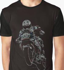 TT Assen 2017 - Marc Marquez Shadow Graphic T-Shirt