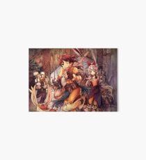 Thief Run Fantasy Art Board