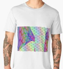 Psychedelic pattern 2 Men's Premium T-Shirt