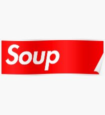 Soup. Poster