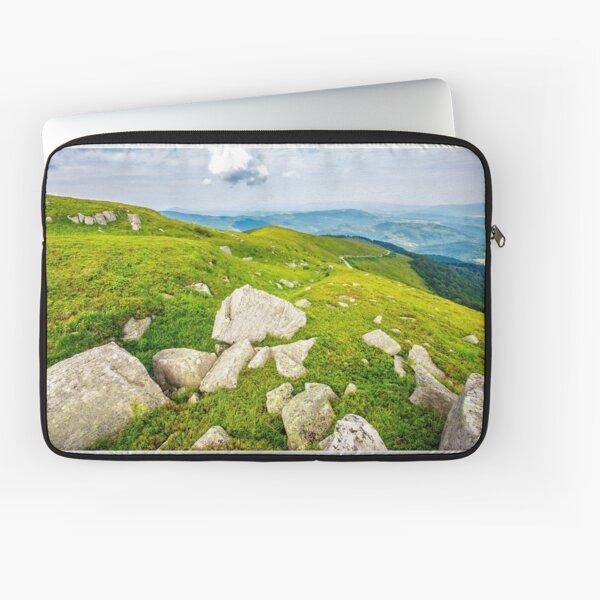 boulders on the hillside Laptop Sleeve