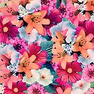 Flowers Potpourri  by fruity-shapes