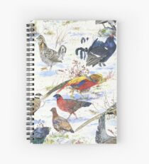 Galliformes! Spiral Notebook