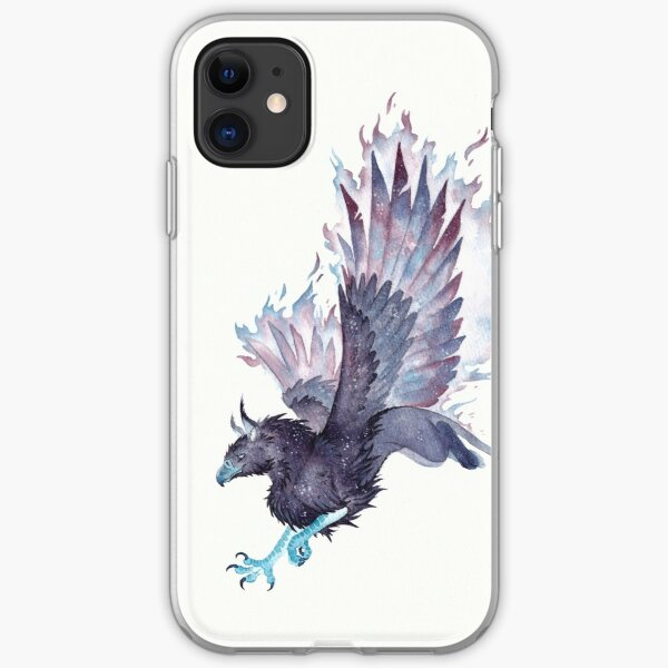 Space Gryphon iPhone Soft Case