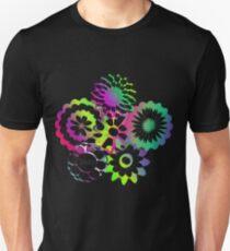 Flower Power Slim Fit T-Shirt