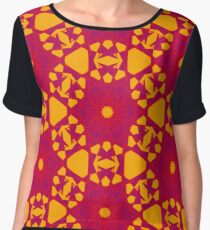 Tessellations 27 Women's Chiffon Top