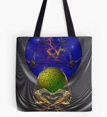 Global Orb Depository Launch Tote Bag