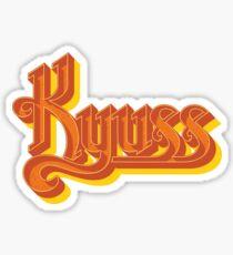 Heeere's Kyuss! Sticker